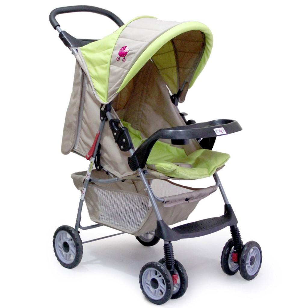 Ador Brisk Baby Stroller – Neon Green